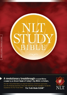 NLT Study BibleSm