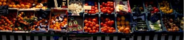 Fruit and Veggie Stand slim