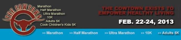 CowTown Marathon
