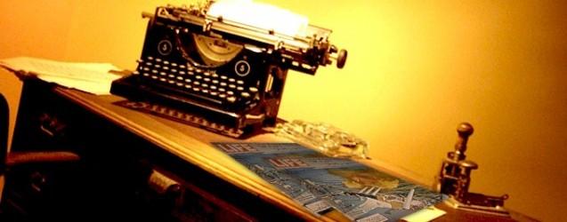 Typewriter LIFE 4